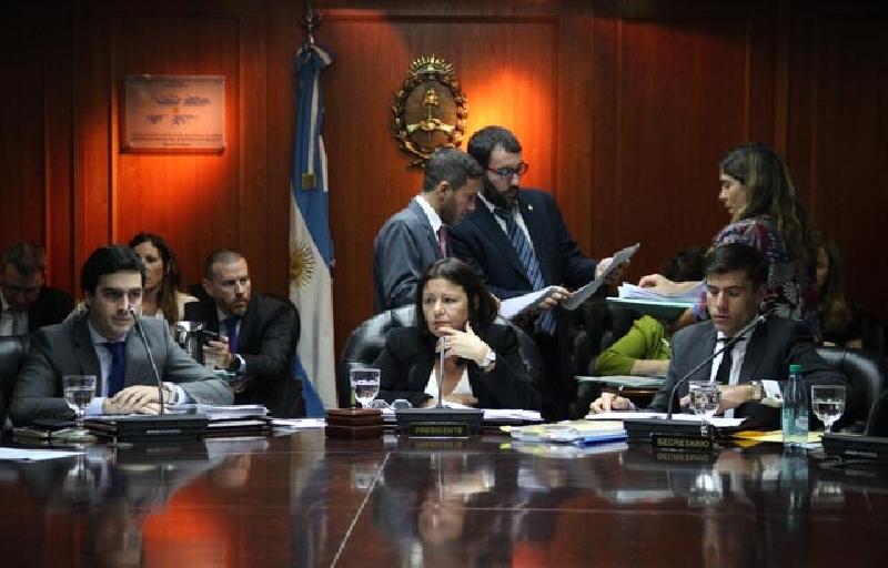 Reunión de Comisión de Selección del Consejo de la...