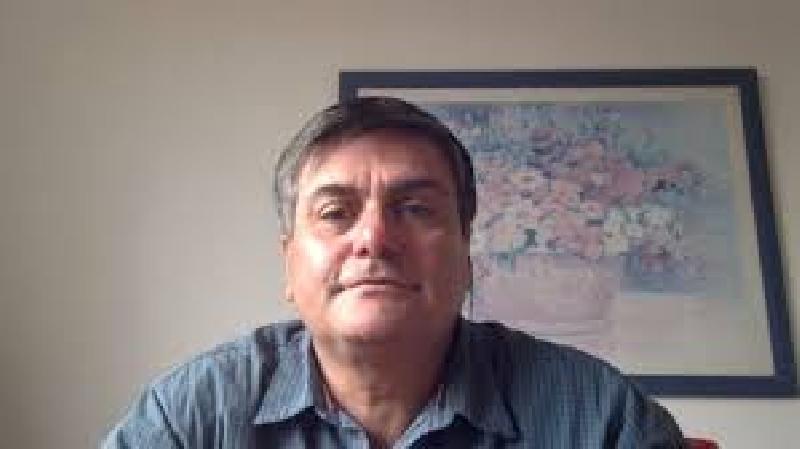 """Marcelo Gallo Tagle: """"En medio de la pandemia, muchos..."""